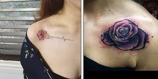 tattoos com elegant collarbone tattoo ideas u0026 inspiration