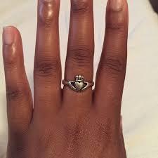 avery claddagh ring avery avery claddagh ring from s closet