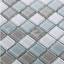 wholesale backsplash tile kitchen glass tile sheets square tiling mosaic pattern deco mesh
