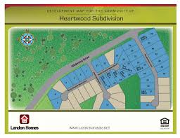 St Augustine Map Home Builders New Houses St Augustine Landon Homes