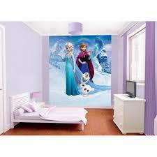 chambre reine des neiges papier peint la reine des neiges papier peint disney pas cher