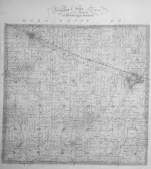 Illinois Township Map by History Of Township 4 Range 5 Randolph Illinois Genweb