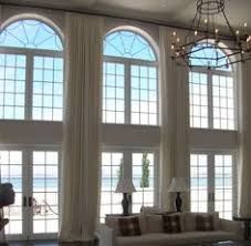 Drapes Over French Doors - 15 brilliant french door window treatments high windows window