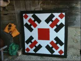 Barn Quilts For Sale Used Farm Tractors For Sale Hand Painted Ih Barn Quilt 2011 11