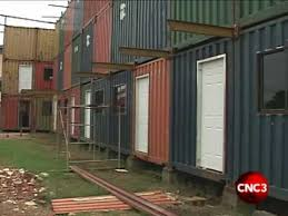 container homes interior a look inside the container houses flv