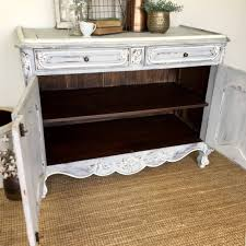 antique sideboard buffet french country furniture vintage home