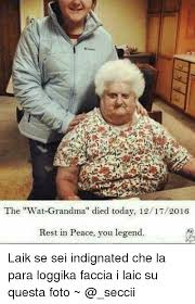 Memes Wat - 25 best memes about wat grandma dies wat grandma dies memes
