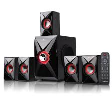home theater systems amazon com amazon com befree sound bfs 420 bluetooth home theater system