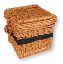 wicker casket cr13 wicker casket a w lymn wicker casket