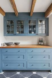 Blue Kitchen Countertops by Blue Kitchen Design Ideas Blue Cabinets French Blue And