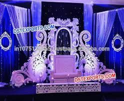 wedding backdrop panels wedding stage paisley panel back wall wedding grand carry