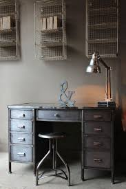 home decor industrial style wonderful office design vintage industrial desk atticac office