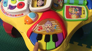 fisher price laugh learn puppy friends learning table fisher price laugh n learn puppy and pals learning table youtube