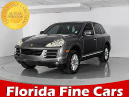 2008 Porsche Cayenne S - used 2008 porsche cayenne s suv for sale in west palm fl 85740