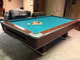how much is my pool table worth what is the worth of my fischer mfg co pool table serial number