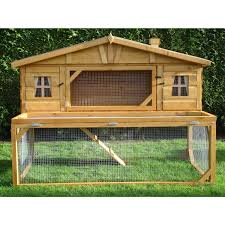 Double Rabbit Hutches Double Storey Rabbit Hutches U2013 Next Day Delivery Double Storey