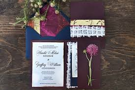 Plum Wedding Boho Pretty Plum Wedding