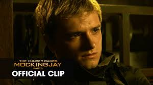 the hunger mockingjay part 2 official clip