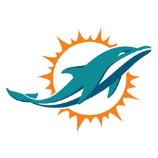 dolphins team colors