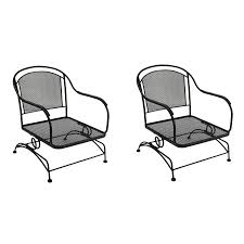 White Wrought Iron Patio Furniture Sets - start order chair options 4 dining arm chairs included 2 dining