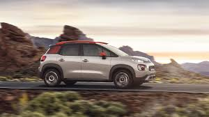 citroen c3 aircross officially revealed with snazzy design