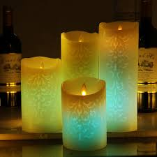 Home Sick Candles Compare Prices On Led Color Changing Candles Online Shopping Buy