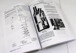 john deere 4000 series 4020 4010 tractors technical service manual