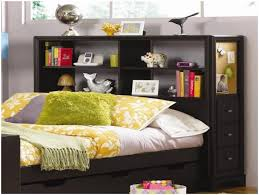 bed with headboard storage uk originalviews bunk bed with bookcase