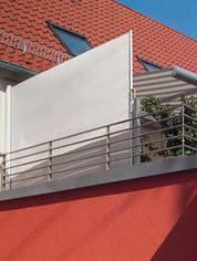 windschutz fã r balkone seitenmarkise fã r balkon 17 images markisen in verschiedenes
