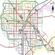 Las Vegas Strip Casino Map by Las Vegas Suburban Casinos