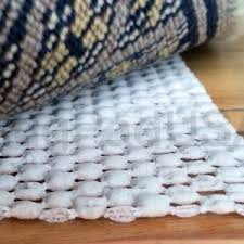 flooring white rug pads for hardwood floors for your cozy rugs
