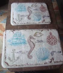 Nautical Themed Rugs Beach Themed Kitchen Rugs Creative Rugs Decoration