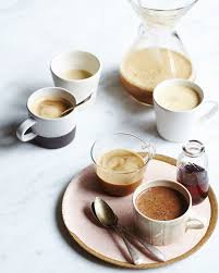 tami cuisine coffee alternatives prop styling ginny branch food styling