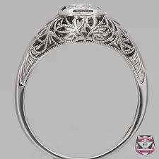 filigree engagement ring filigree rings vintage filigree engagement ring