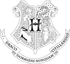 gryffindor crest coloring hogwarts crest coloring harry