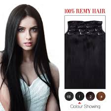 Human Hair Extensions With Clips by Cheap Clip In Hair Extensions On Cheap Human Hair Extensions 60