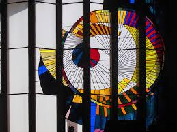 mini stained glass ls abstract stained glass reinier de jong design studio reinier de