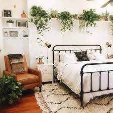 room with plants i don t think i d want that many plants above my head at night but
