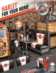 harley davidson home decor catalog harley davidson roadhouse collection fall 2016 catalog by ace
