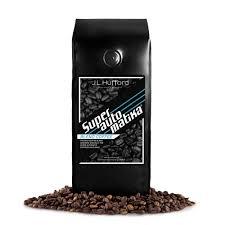 j l hufford superautomatika blend coffee and espresso beans