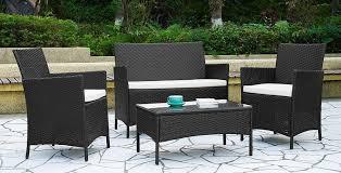 EBS Rattan Patio Garden Furniture Sets Patio Furniture Set - Outdoor patio furniture sets