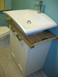 Ikea Hack Bathroom Vanity by Ikea Bjursta Vanity Hack Easy Simple Bathroom Vanity