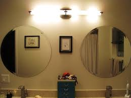 fascinating bathroom light fixtures lowes half tube glass material