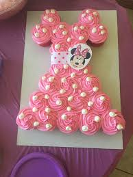 best 25 minnie mouse cupcake cake ideas on pinterest mini mouse