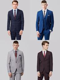 suits for a wedding where to shop for a wedding guest suit fashionbeans