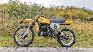 1970s motocross bikes 1977 suzuki usgp winner mx s182 las vegas motorcycle 2017