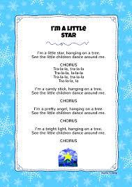 Star Light Star Bright Lyrics I U0027m A Little Star Kids Song With Free Lyrics U0026 Activities