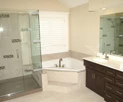 Corner Bathtub Shower Combo Small Bathroom Shower Valuable Corner Jacuzzi Tub Shower Unbelievable Rv Corner