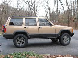 cherokee jeep xj xj with jk rubicon 17