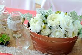 Tin Buckets For Centerpieces by Galvanized Buckets Inspiration Board
